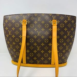 Authentic Louis Vuitton Babylon